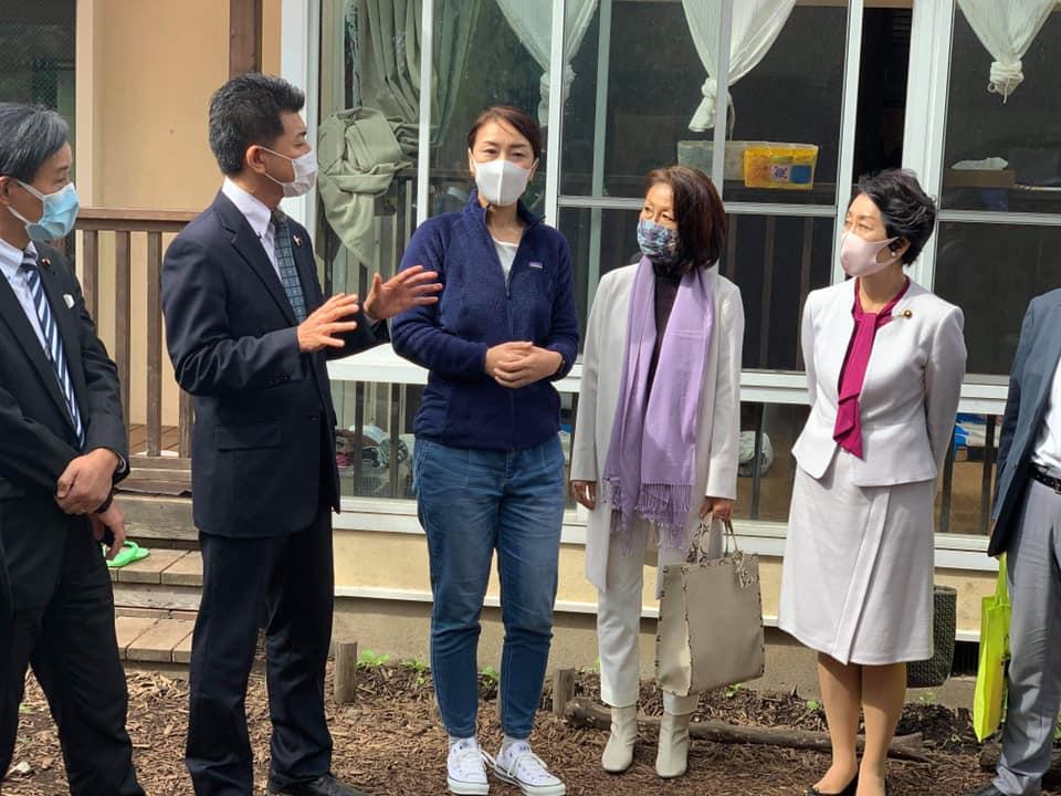泉健太立憲民主党政調会長が鎌倉市の「面白法人カヤック」を視察